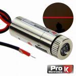 Prok Módulo Laser Vermelho 3-5V 5mW Prok - c0114vp