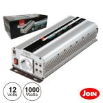 Join Conversor 12V/220V 1000W Onda Sinusoidal Modificada