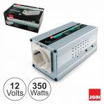 Join Conversor 12V/220V 350W Onda Sinusoidal Modificada