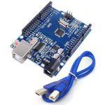 ProFTC Placa UNO REV3 Versão ECO c/ Cabo USB (Compativel Arduino) CH/UNO-R - CH/UNO-R