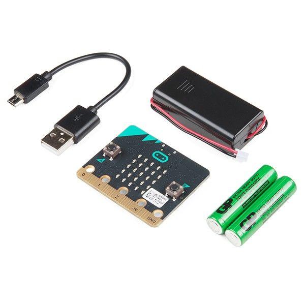 Micro:bit Kit Go - ef18f0219sk