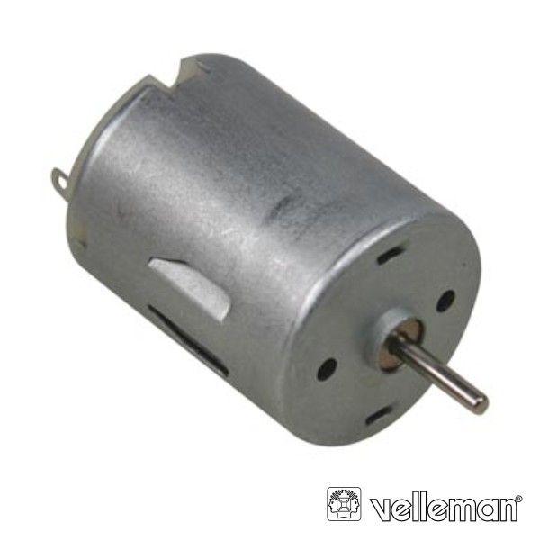 Electro Dh Motor Dc 6V 250MA 14500RPM (2.5-6VDC) - MOT2N