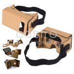 Velleman Visor de Realidade Virtual 3D P/ Sistemas Android e Ios - VR-GEAR