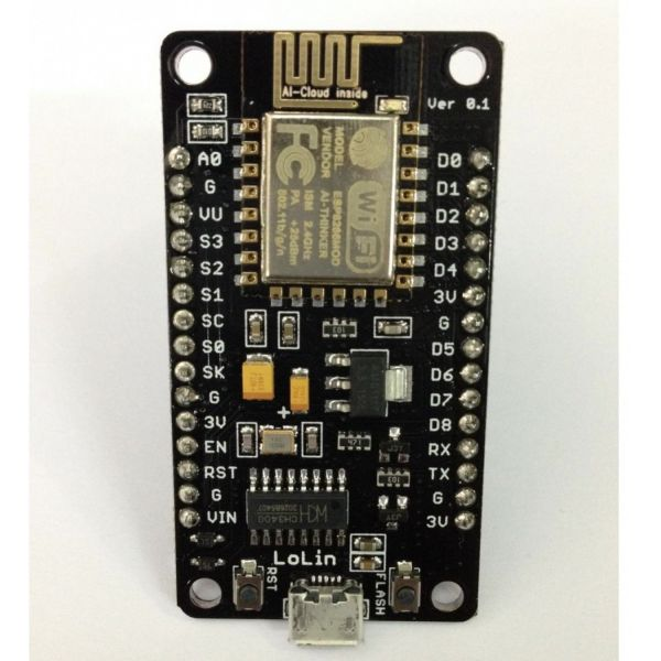Satkit Node MCU ESP8266 Lua WiFi Network Development Board Based ESP8266