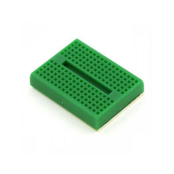 Mini Breadboard Verde 170 Pontos