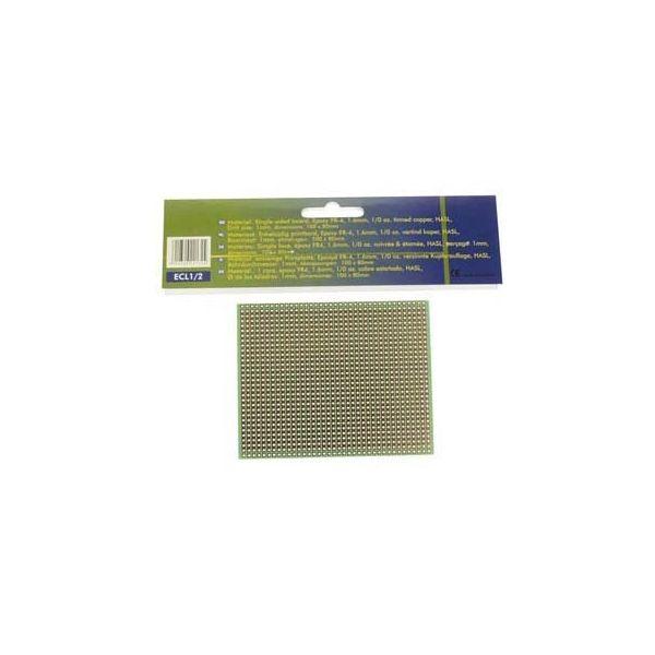 Placa Circuito Impresso FR4 100x80mm ECL1/2