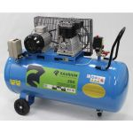 Saurium Compressor de Ar 200L - 4Hp - 37155
