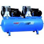 Mader Compressor 500L 5.5Hp +5.5Hp Trifásico ABAC/MADER - 09367