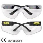 JBM Óculos de Protecção com led 52701