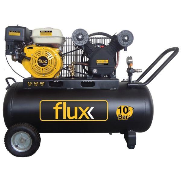 Flux Compressor Gasolina 100Lts 6,5HP - 1220060011