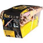 Flux Cinta com Roquete Amarela 7mm 9m - 1020030028