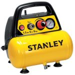 Stanley Compressor 6L 1.5HP DN200/8/6