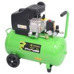 Saurium Compressor de Ar 50L 1,5Hp + Mangueira 5mts 35140 - 37129