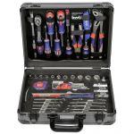 KWB Mala de Ferramentas Tool Kit Case 51 pcs - 370740
