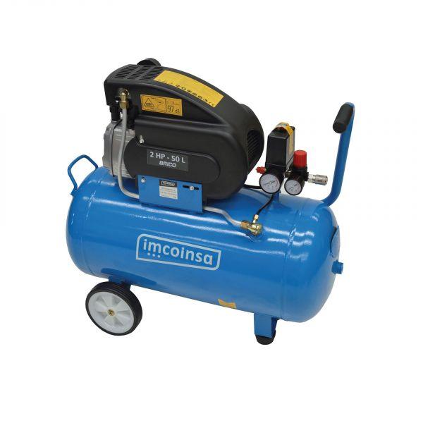 Imcoinsa Compressor Brico 2HP/ 50L