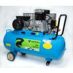 Saurium Compressor de Ar Elétrico 100L, 3HP