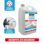 Pecol P380 Desinfetante Multisuperfícies base Álcool CLEAN+CARE 5L