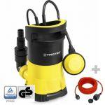 Trotec Bomba Submersível de Água Limpa TWP 4005 E + Cabo de Extensão de Qualidade 15 m / 230 V / 1,5 mm²