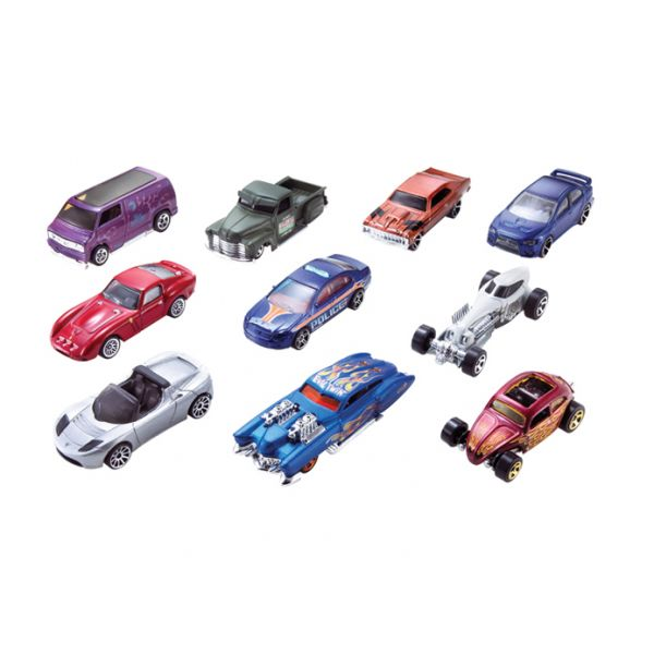 Mattel Hot Wheels - Carros Hot Wheels Sil