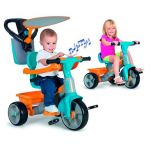 Feber Triciclo Baby Plus Music Blue