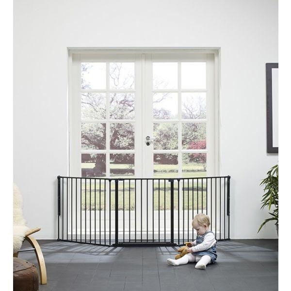 Baby Dan Barreira Segurança Flex L Black