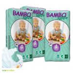 Bambo Nature Fraldas Maxi 7-18Kg 3x 60