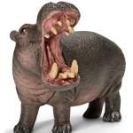 Schleich Wild Life Hippopotamus - 14681