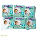 Bambo Nature Fraldas Junior 12-22Kg 6x 27