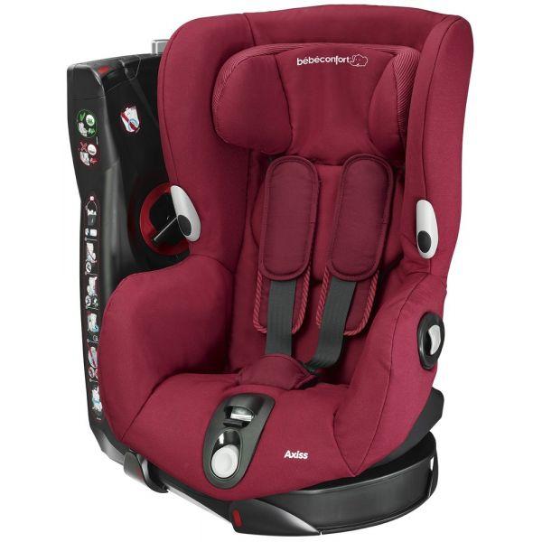 Cadeira Auto Bébé Confort Axiss 1 Robin Red