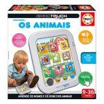 Educa Touch - Baby Descubro os Animais
