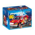 Playmobil City Action - Veículo de Intervenção com Sirene - 5364