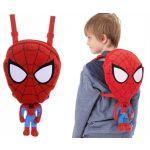 Marvel Mochila Homem Aranha em Peluche
