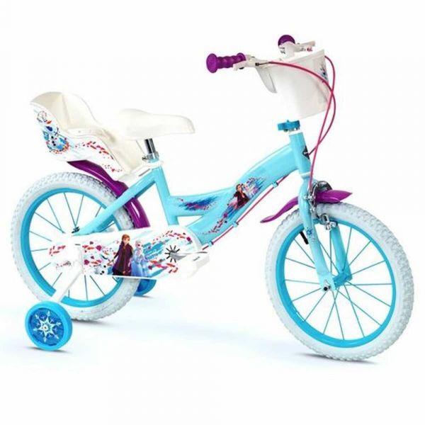 Toimsa Bicicleta Frozen 2 16