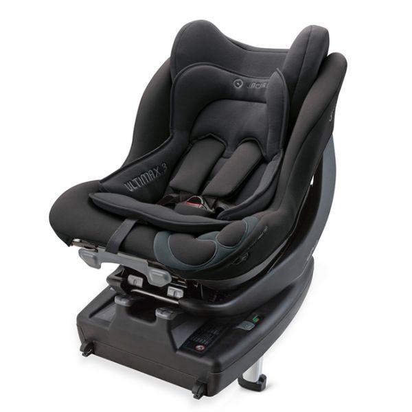 Concord Cadeira Auto Ultimax 3 Isofix Raven Black