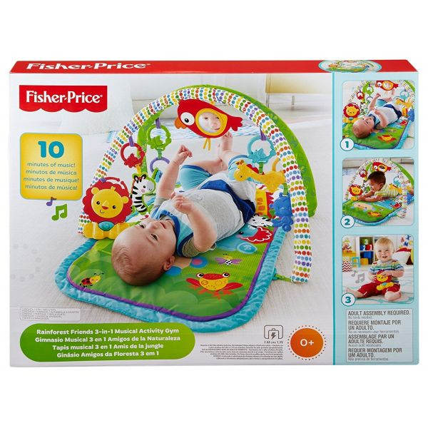 Fisher-Price Ginásio da Floresta - CHP85