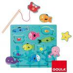 Goula Puzzle Magnético Pesca - 53131