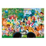 Educa Puzzle 1000 Peças - O Maravilhoso Mundo Disney II - 16297