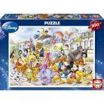 Educa Puzzle 200 Peças - Desfile Disney - 13289