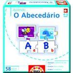 Educa Jogo Educativo Aprendo o Abecedário - 14242