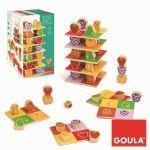 Goula Torre de frutas 60 peças - 55199