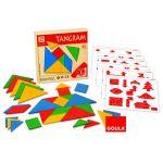 Goula Tangram 28 peças - 53376