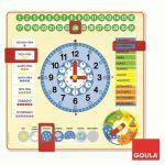 Goula Relógio Calendário - 51311