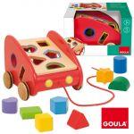 Goula Carro de arrastar - 55217