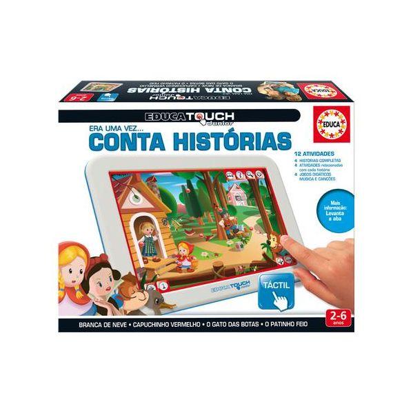 Educa Touch - Conta Histórias - 16095