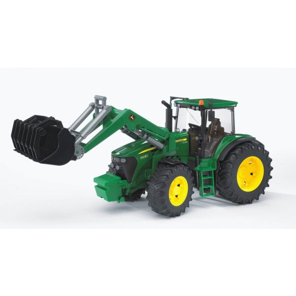 Bruder Tractor John Deere 7930 com Pá Dianteira - 03051