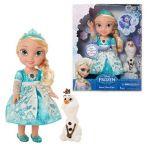 Concentra Frozen - Boneca Elsa com Música - 411002528