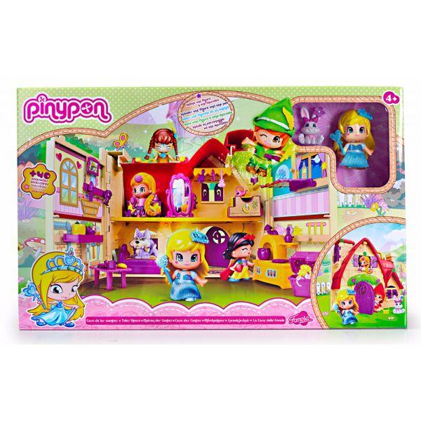 Famosa Pinypon - Casa dos Contos