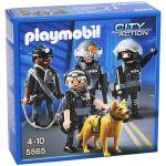 Playmobil City Action - Veículo do Comando da un. Especial de Polícia - 5564
