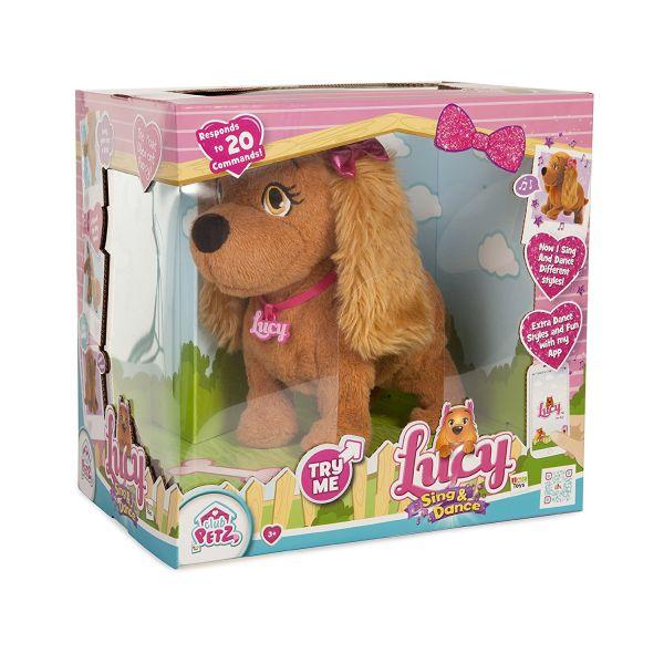 IMC Toys Lucy a Cadelinha Interativa