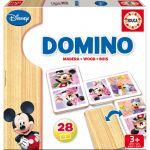 Educa Dominó 28 Peças - Minnie e Mickey - 16037